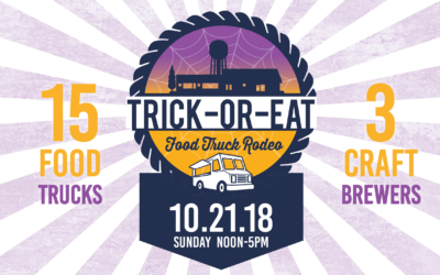 Trick or Eat Food Truck Rodeo returns on Oct. 21!