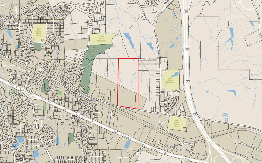 Town Buys Land for Future Park Near Downtown