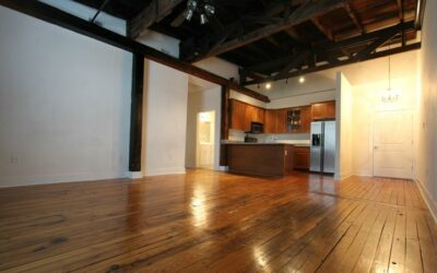 Live in Downtown Garner! Loft for rent