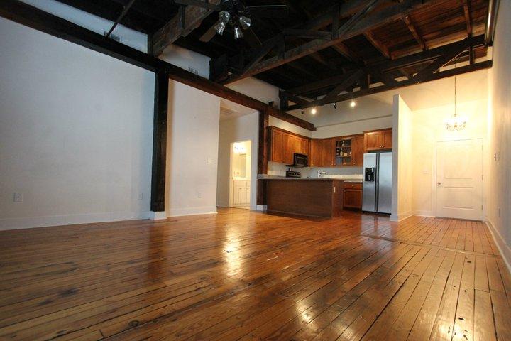Live in Downtown Garner! Loft for rent