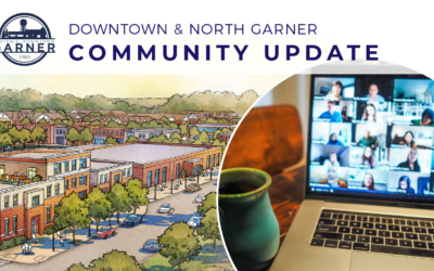 Join us April 1 for a Downtown & North Garner Community Update
