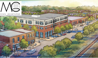 Town Selects Developer for Downtown Site