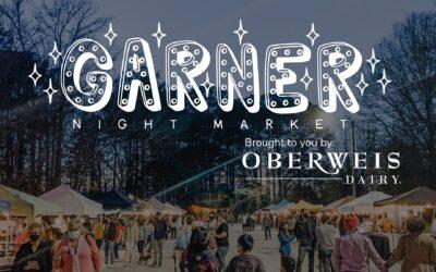Garner Night Markets Coming this Fall!