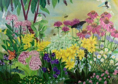 """Beautiful Weeds"" by Carlos M. Burgos"