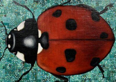 """""""Ladybug"""" by Danyelle Lakin"""