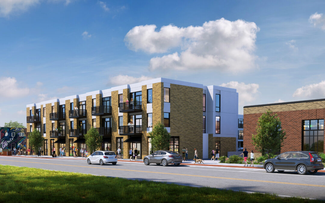 LMG Previews Development Concepts for Downtown Site
