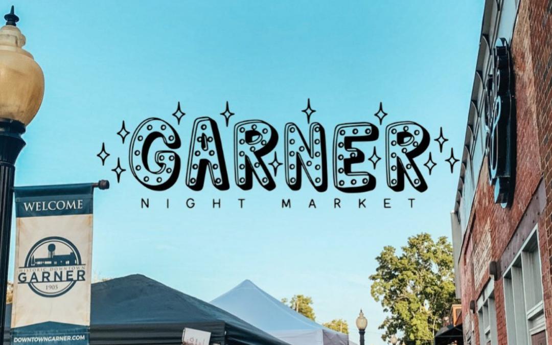 Trick or Treat at Garner Night Market